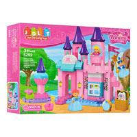 Конструктор JDLT 5252 Замок принцессы  95 дет