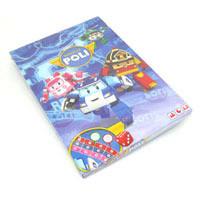 Игра настольная маленькая Robocar Poli Danko toys
