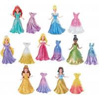 Кукла Mattel Disney Princess Magic Clip X9404  Магический клипс в ассортименте