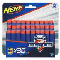 30 стрел-патронов для бластеров серии Элит NERF A0351