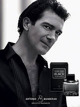 Antonio Banderas Seduction in Black туалетная вода 100 ml. (Антонио Бандерас Седакшн ин Блэк), фото 2