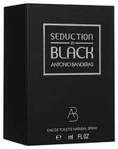 Antonio Banderas Seduction in Black туалетная вода 100 ml. (Антонио Бандерас Седакшн ин Блэк), фото 3