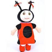 Мягкая игрушка Божья коровка Мила м/с Лунтик (40 см, Копиця 00665)