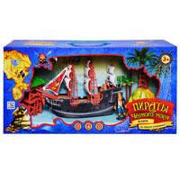 Игровой набор Пираты Черного моря Limo Toy M 0513 U/R
