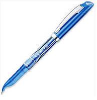 Ручка шариковая FLAIR для левшей 0,6 мм синяя корпус синий