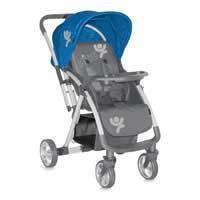 Детская коляска трость Lorelli S100 Blue and garay kids