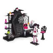 Конструктор Mega Bloks Monster High Комната Дракулоры