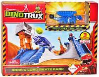 Скейт-парк динозавра Тон-Тон Dinotrux Fisher-Price
