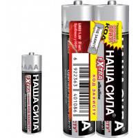 Батарейка алкалиновая  НАША СИЛА LR03 EXTRA G3 AAA