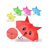 Зонтик детский MK 0519 3 вида, 5 цветов