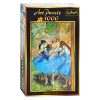 Пазл Trefl 10361 Арт Пазл, Танцовщицы в голубом, 1000 дет