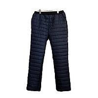Женские теплые брюки на синтепоне большие размеры  A1225