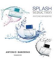 Blue Seduction Antonio Banderas Woman туалетная вода 100 ml. (Блю Седакш Вумен Антонио Бандерос), фото 3