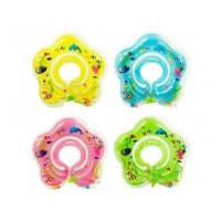 Круг для купания младенца 466-939 , 4 цвета