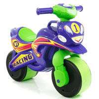 Толокар момтоцикл Байк СПОРТ Doloni 0138 цвета в ассортименте