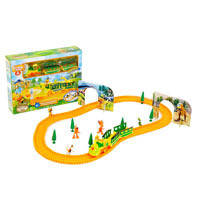 Железная дорога м/с Поезд Динозавров XZ 516