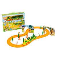 Железная дорога м/с Поезд динозавров XZ 517
