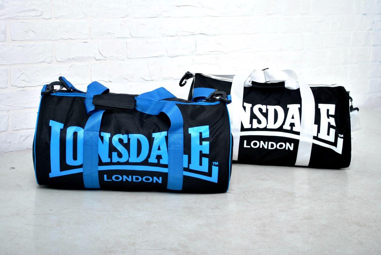 Спортивная  сумка lonsdale Лонсдейл