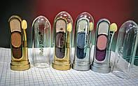 Компактные тени Ruby Rose 3 цвета в форме губной помады