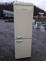 Двухкамерный холодильник ретро Schaub Lorenz SLUS 335 U2 новый