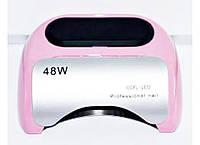 Ультрафиолетовая Лампа для Сушки Гель Лака Beauty nail 18K 48W LED Лампа для Наращивания Ногтей