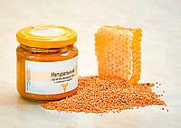 Натуральный горчично-медовый соус к сосискам и сарделям (210 ml)