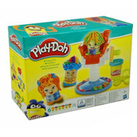 Набор с пластилином Сумасшедшие прически Play-Doh B1155
