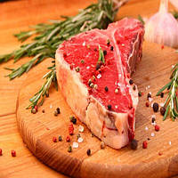 Тибоун стейк (T-bone steak) влажной выдержки