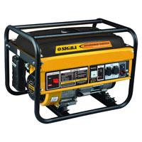 Генератор бензиновый Sigma 5.0/5.5кВт 4-х тактный (ручной запуск)