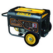 Генератор бензиновый Sigma 5.0/5.5кВт 4-х тактный серии Pro-S
