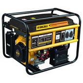 Генератор комбинированный Sigma (газ/бензин) 5.0/5.5кВт 4-х тактный