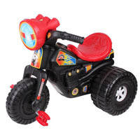 Велосипед трехколесный пластиковый Трицикл ТехноК 4135