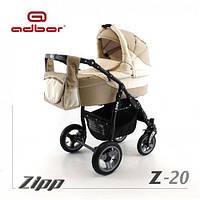 Детская коляска 2 в 1 Adbor Zipp