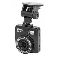 Автомобильный видеорегистратор Globex GU-211