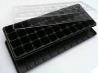 Кассета для выращивания рассады (3 в 1)  на 44 ячеек - парник для рассады