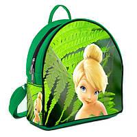 Зеленые детские рюкзаки с принтом Фея Динь Динь