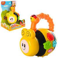Музыкальная игрушка Фонарик Пчелка Winfun 0668NL