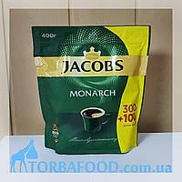 Кофе Якобс Монарх 400 грамм Греция оптом, фото 1