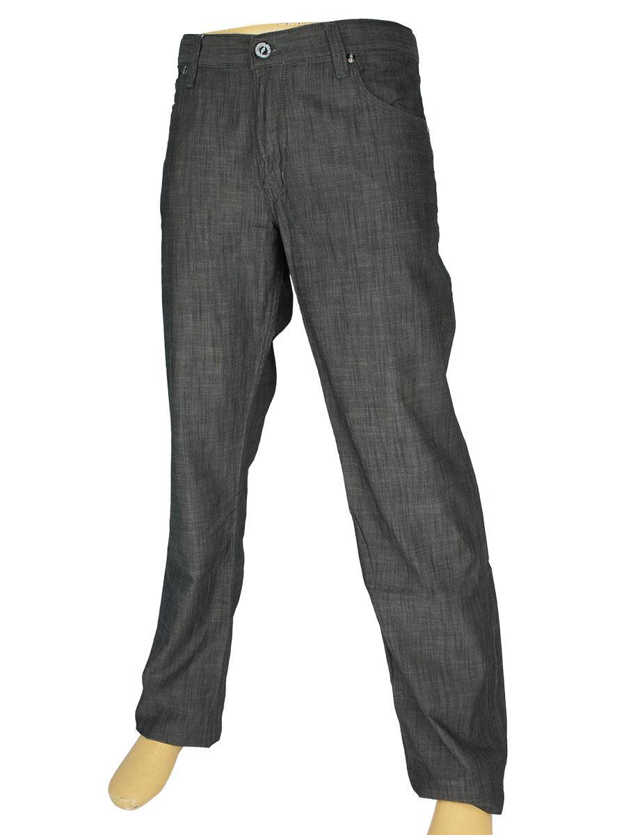 Мужские джинсы Турция 40 размер в серых цветах 0450С