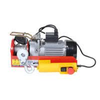 Тельфер электрический ULTRA 220В, 6/12 м (125/250кг, 200/400кг, 250/500кг)