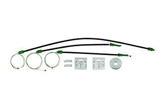 Ремкомплект механизма стеклоподъемника передней левой двери Skoda Fabia 1999-2008 6Y1837461