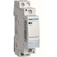 Контактор ESC125 25А, 1НО, 230В модульний Hager