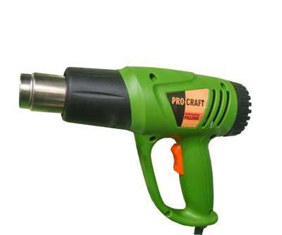 Фен промыленный PROCRAFT PH2200E