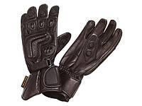 Roleff RO 42 Leather Gloves Black, XS Мотоперчатки кожаные