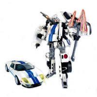 Робот-трансформер FORD GT (1:12) Roadbot 51020