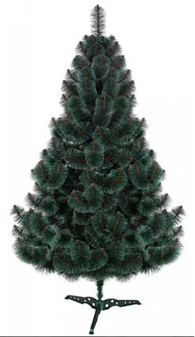 Сосна искусственная зеленая 0.90 м