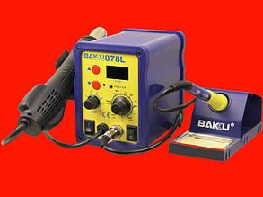 BAKU BK-878L паяльная станция с 3-разрядным ЖК-дисплеем