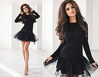Платье молодежное № 2006 kux