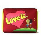 Подушка сердце Crazy about U 15L001