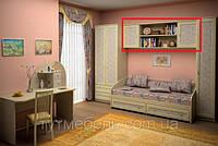 Детская мебель Полка навесная 1050х300х665 Next Classic